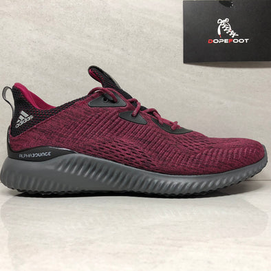 DS Adidas Alpha Bounce Size 13 Maroon CQ1189