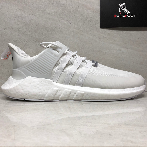 DS Adidas EQT Support 93/17 GTX Size 11.5 White DB1444