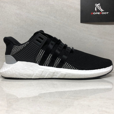 DS Adidas EQT Support 93/17 Size 13 Black BY9509