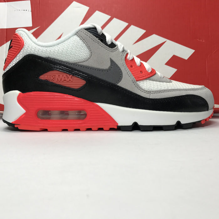 DS Nike Air Max 90 Prem GS Infrared Mesh Size 5.5/Size 6.5Y