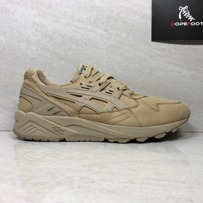 DS ASICS Kayano Trainer Sand Size 9/Size 12 tan H72QJ 0505