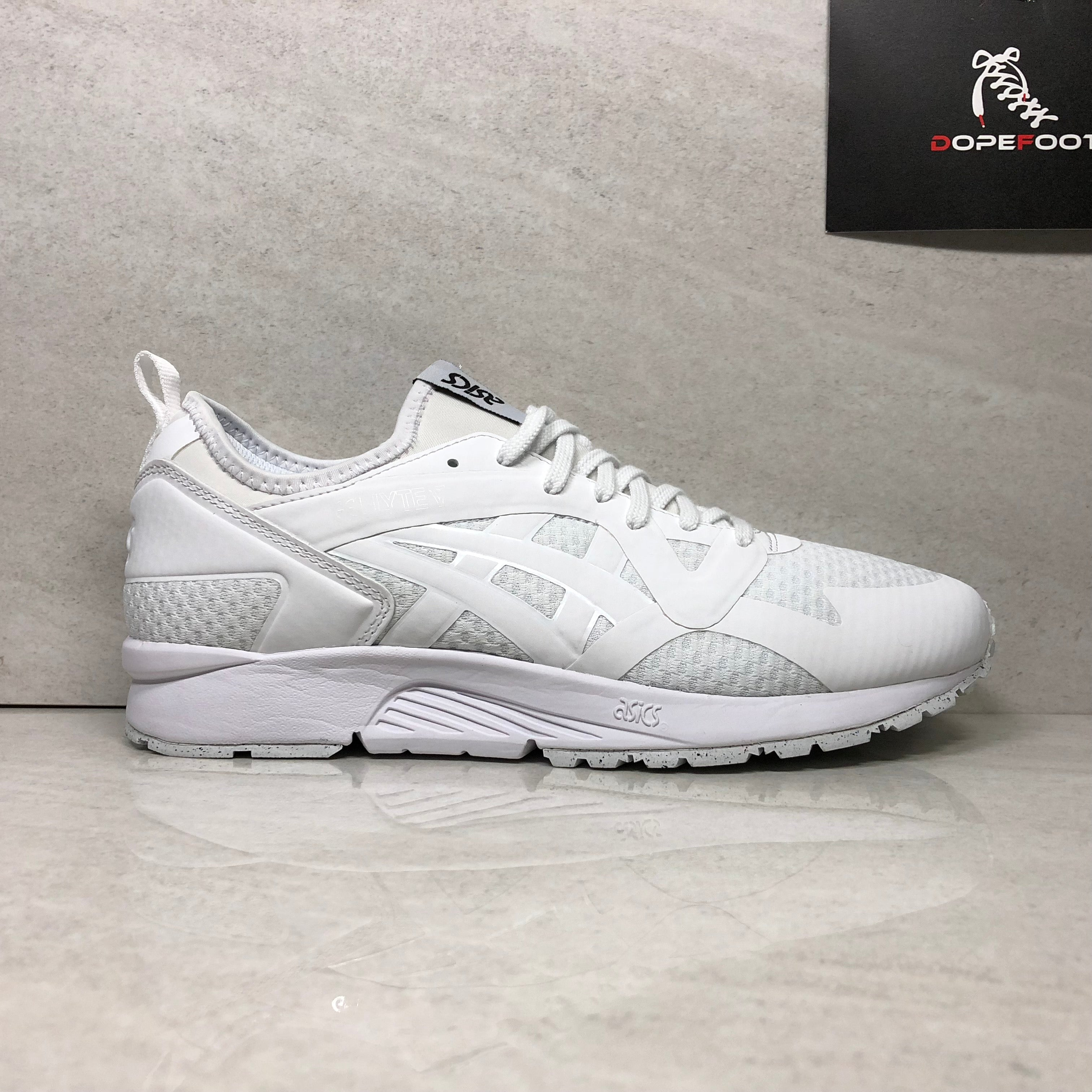 the best attitude 3e078 f5bcd DS ASICS Tiger Gel Lyte V NS White Size 8/Size 10 HY7H4 0101 -