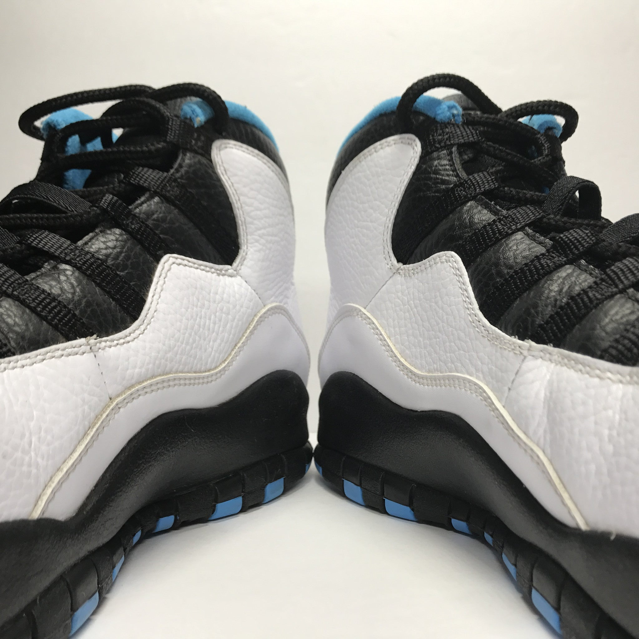 Nike Air Jordan 10 X Retro Powder Blue Size 12