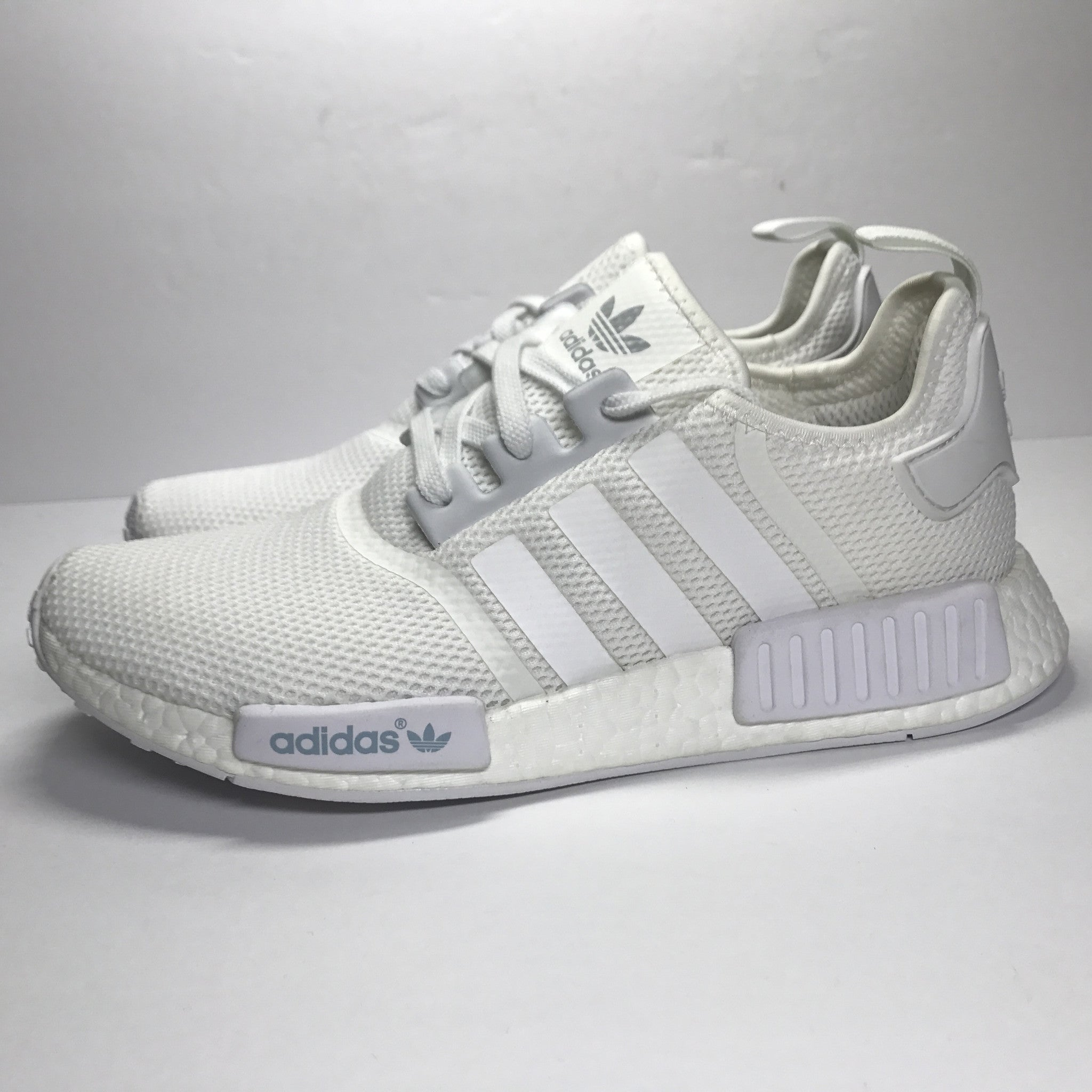 DS Adidas NMD R1 Nomad Triple White