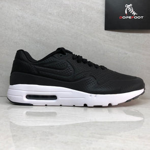 Nike Mens Air Max 1 Ultra Moire 705297-013 Black/White Size 8.5/Size 9.5/Size 10/Size 11/Size 13 Running