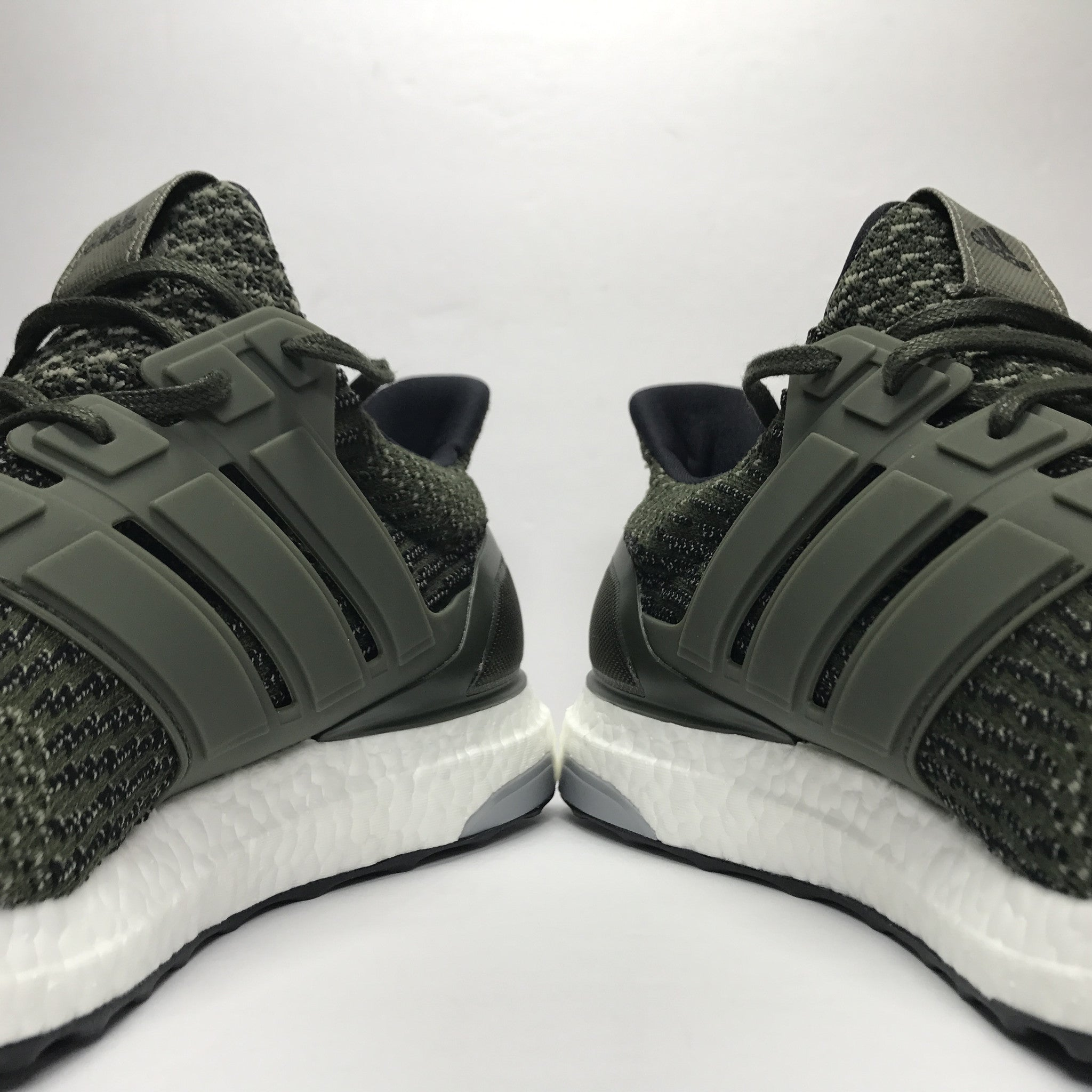 Adidas Ultra Boost 3.0 Pearl Olive Trace Cargo Gray Gray 2017