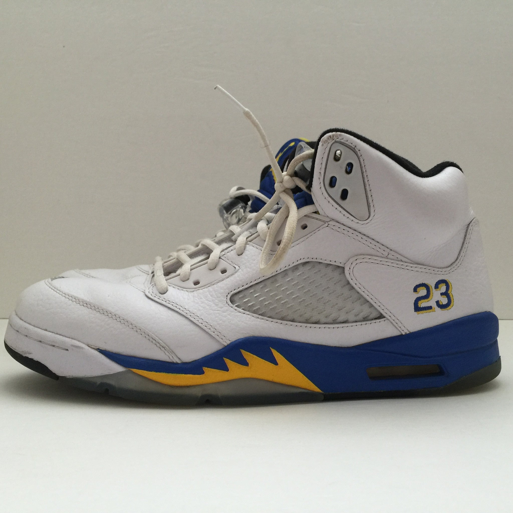 Nike Air Jordan 5 V Retro Laney Size 11.5 - DOPEFOOT  - 5