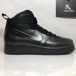 NIKE Air Force 1 Foamposite Cup AH6771 100 Men's Size 10.5 Black AH6771 100