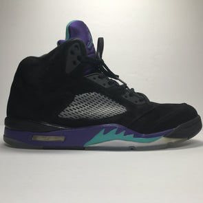 Nike Air Jordan 5 V Retro Black Grape Size 14