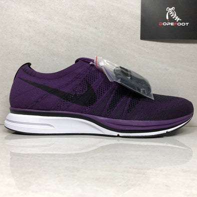 Nike Flyknit Trainer AH8396 500 Men's Size 13/Size 14/15 Night Purple/Black/White