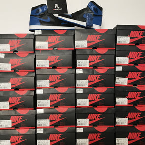 DS Nike Air Jordan 1 I High Royal Blue/Black Size 8/8.5/Size 9/9.5/Size 10/10.5/Size 11/11.5/Size 12/Size 13/Size 14/Size 15