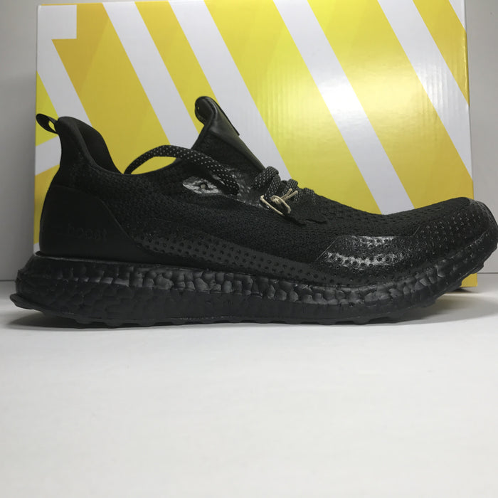 DS Adidas Ultra Boost Uncaged Haven Triple Black Size 8