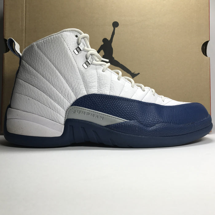 Nike Air Jordan 12 XII Retro French Blue Size 13