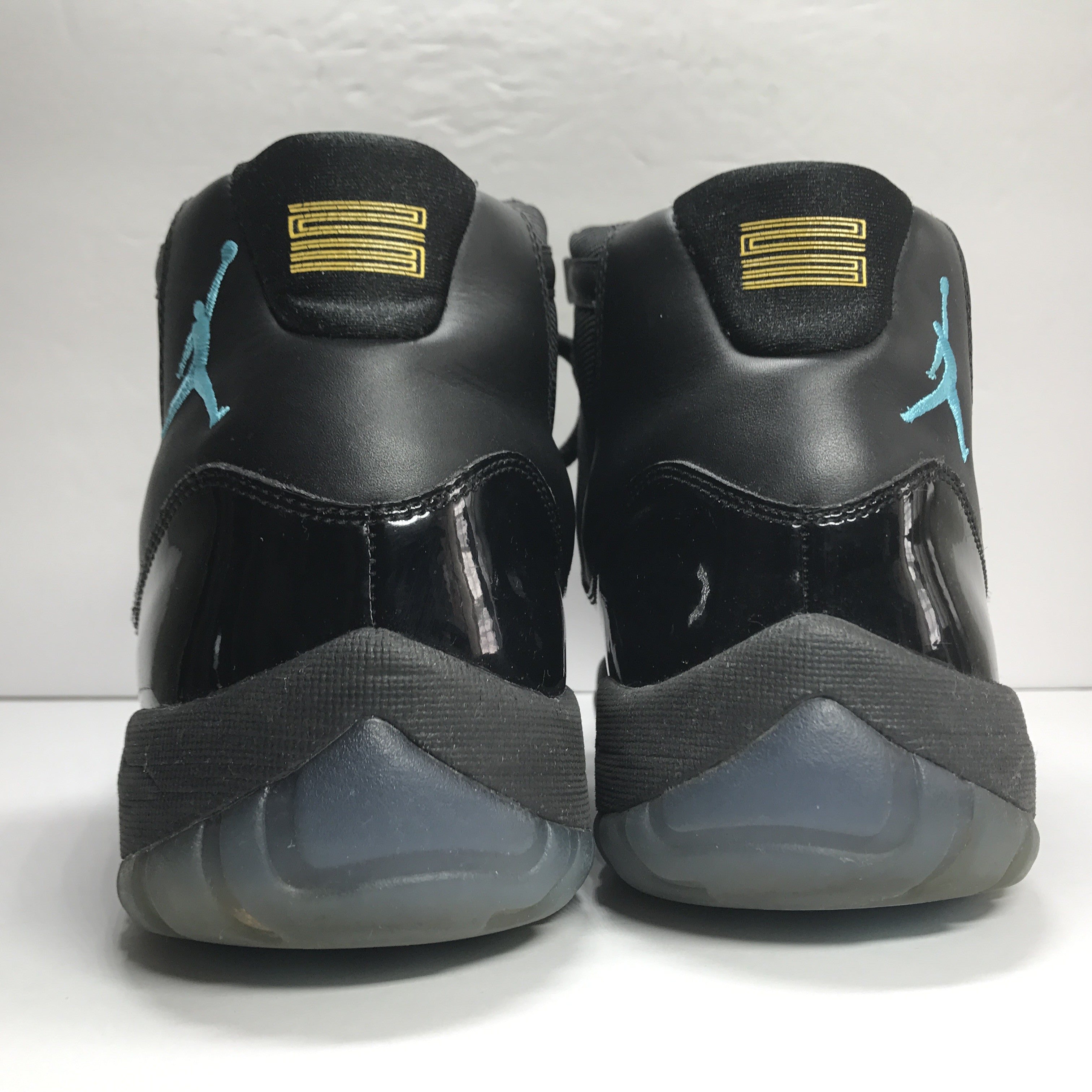 Nike Air Jordan 11 XI Retro Gamma Blue Size 14