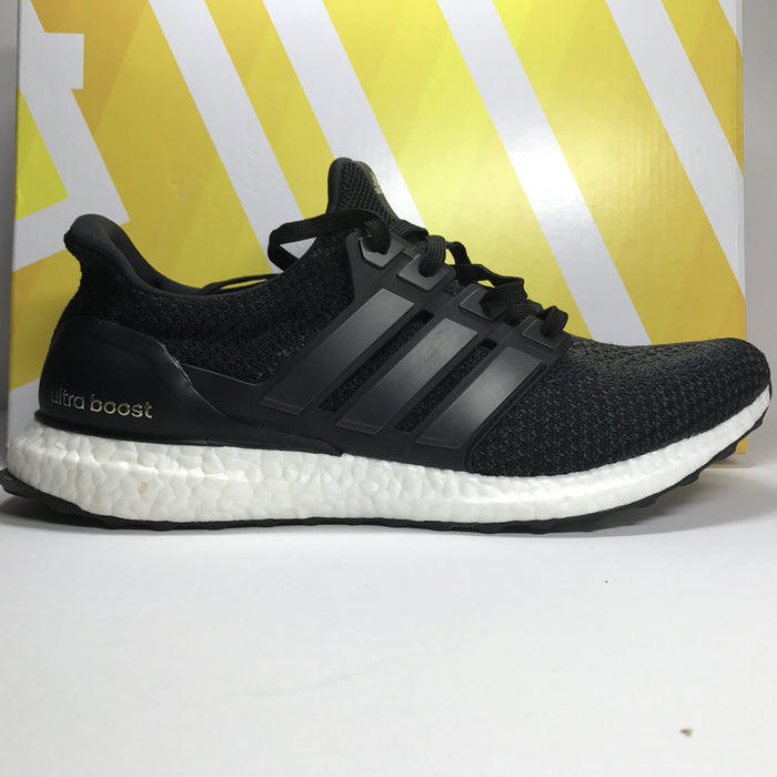 Adidas Ultra Boost M 2.0 Black White Size 11.5