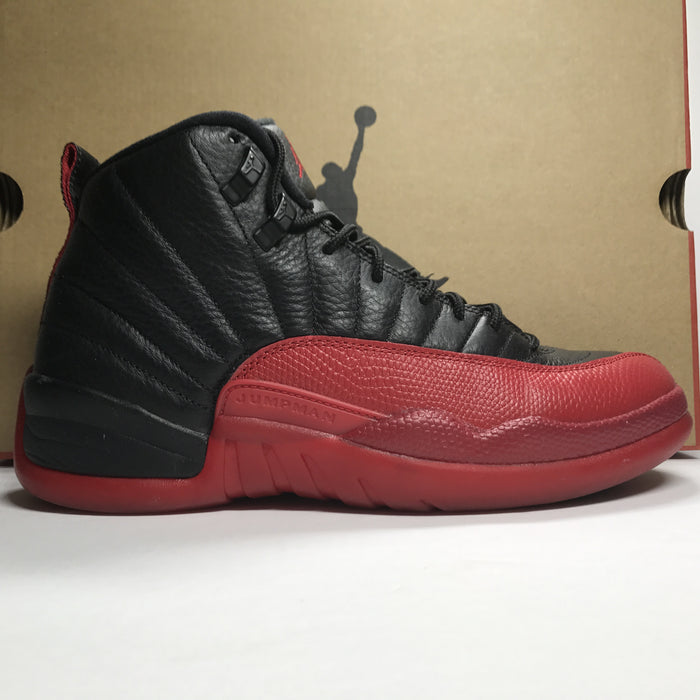 Nike Air Jordan 12 XII Retro Flu Game Size 8