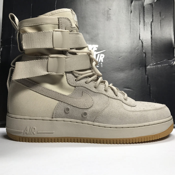 Nike Air Force 1 SF AF1 Special Field String Beige Size 10.5