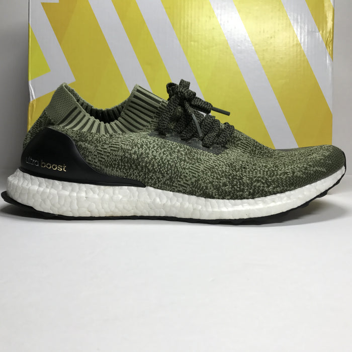 Adidas Ultra Boost Uncaged M Olive Size 10.5