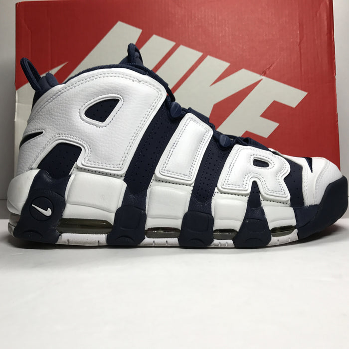Nike Air Uptempo Olympic Blue/White Size 9