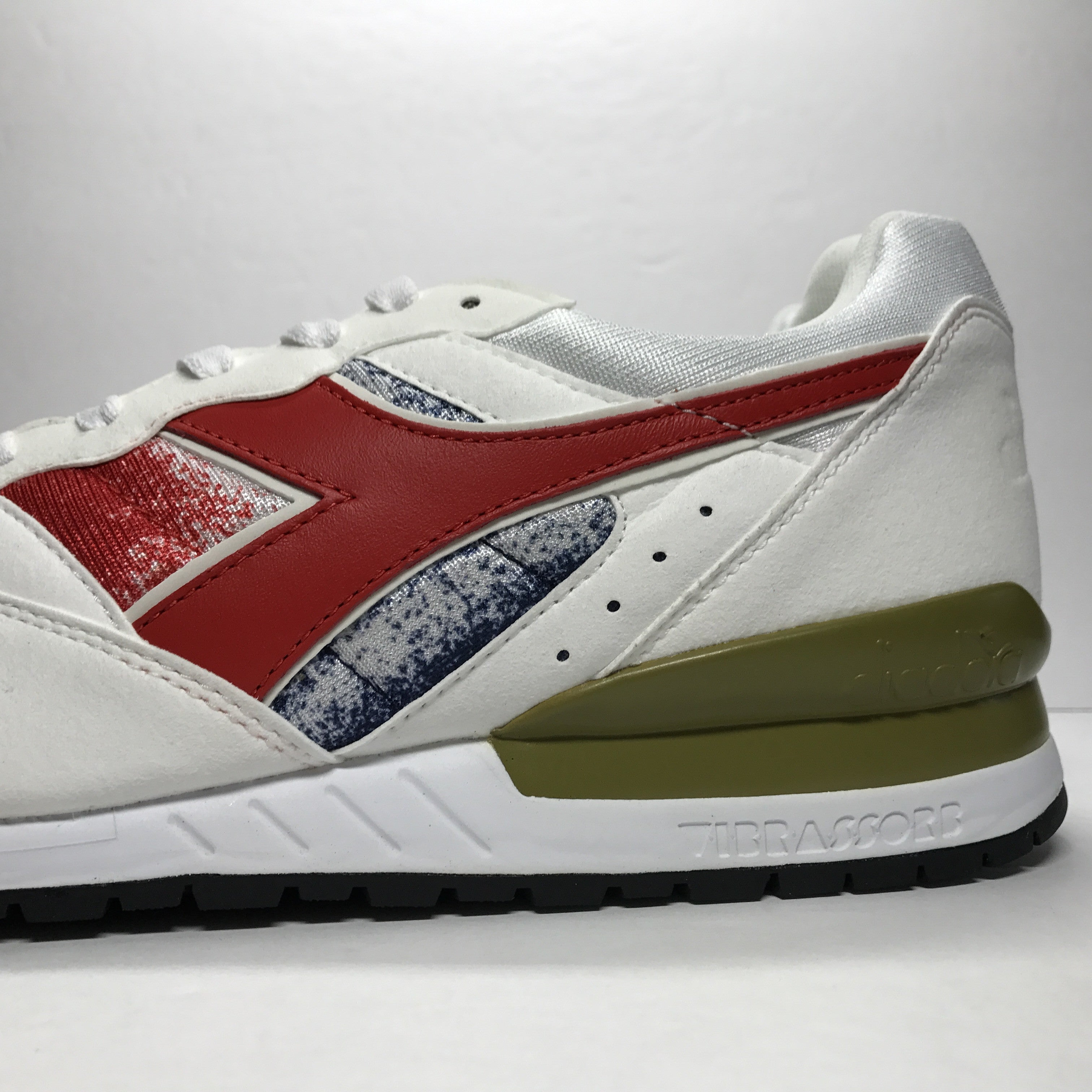 DS Concepts x Diadora Intrepid From Soul To Rio Size 10