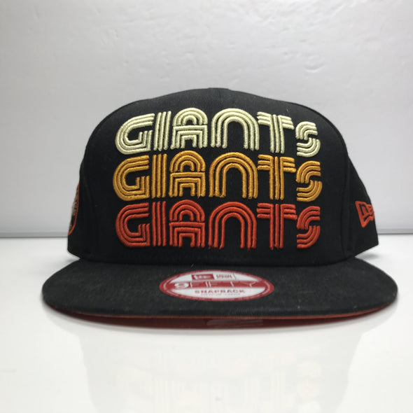 San Francisco Giants Snapback Hat New Era 9Fifty Medium-Large MLB