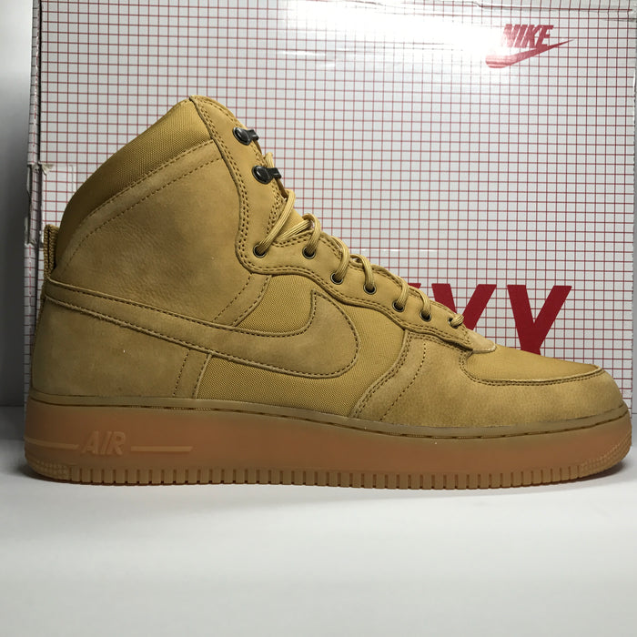 DS Nike Air Force 1 High DCN Military BT Wheat Size 14