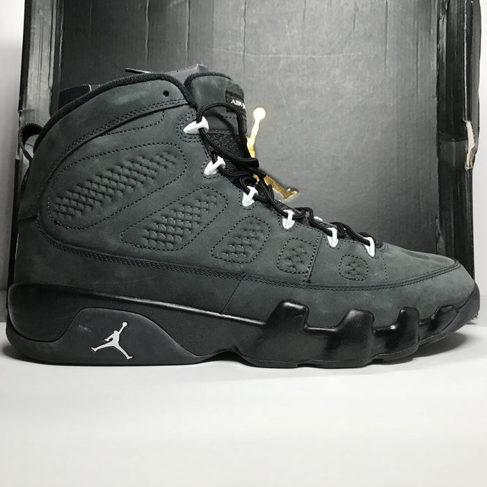 Nike Air Jordan 9 IX Retro Anthracite Size 13
