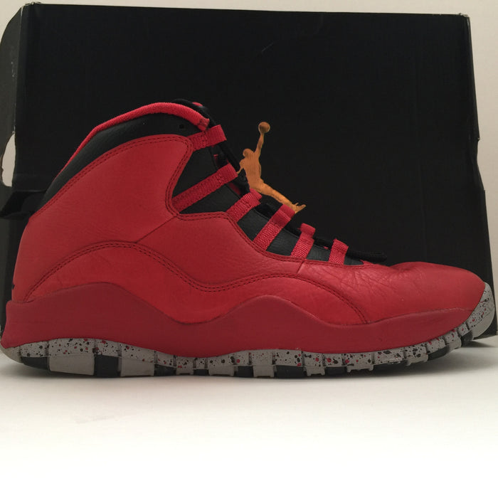 Nike Air Jordan 10 X Retro Bulls over Broadway Size 10 - DOPEFOOT  - 1