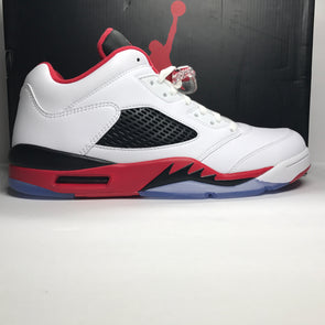 DS Nike Air Jordan 5 V Low Fire Red Size 11