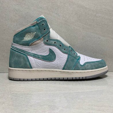Jordan 1 I Retro High Size 6Y/6.5Y Turbo Green (GS) 575441-311