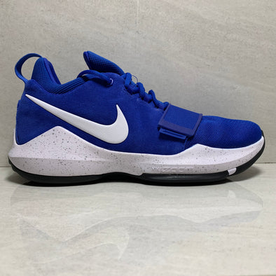 Nike PG1 Size 11.5 Game Royal Blue 878627 400
