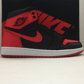DS Nike Air Jordan 1 I Retro High OG SE Satin Bred Size 9.5 - DOPEFOOT  - 1