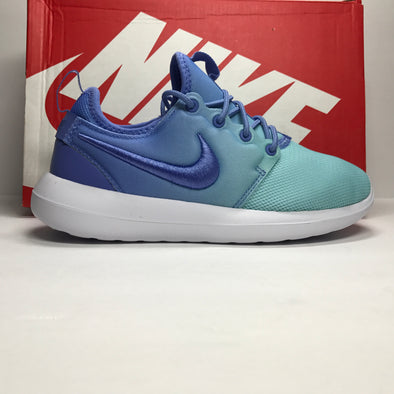 DS Women's Nike Roshe Two BR Polorized Blue Size 5.5