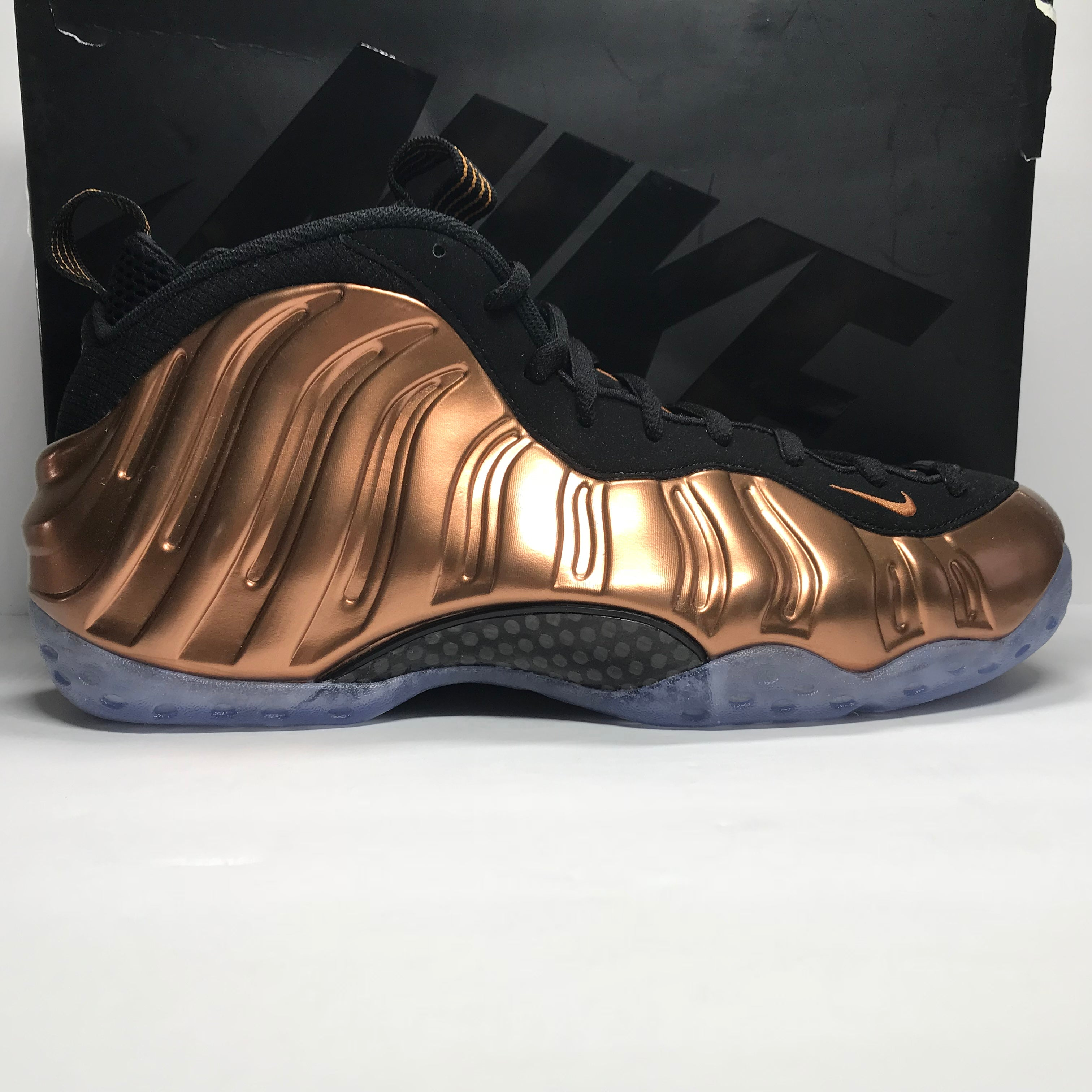 af857ef97624 DS Nike Air Foamposite One Copper Size 9 Size 10.5 – DOPEFOOT