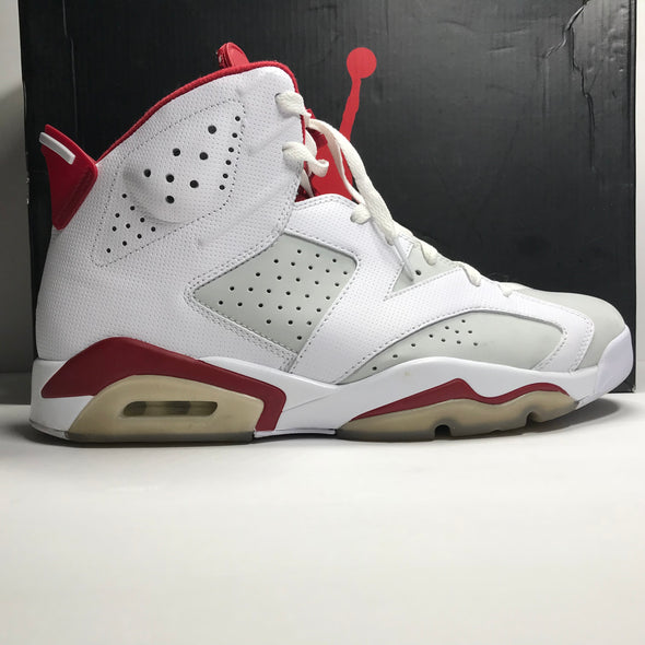 Nike Air Jordan 6 VI Alternate Hare Size 12