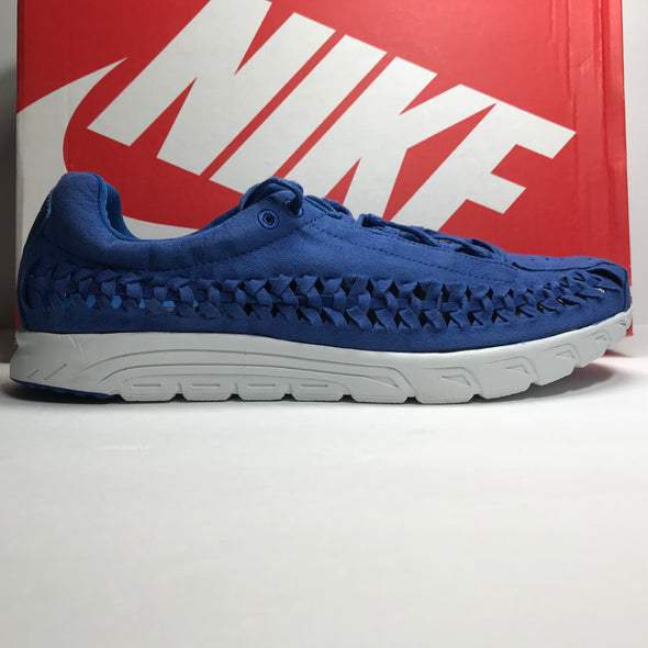 DS Nike Mayfly Woven Blue Size 11/Size 12