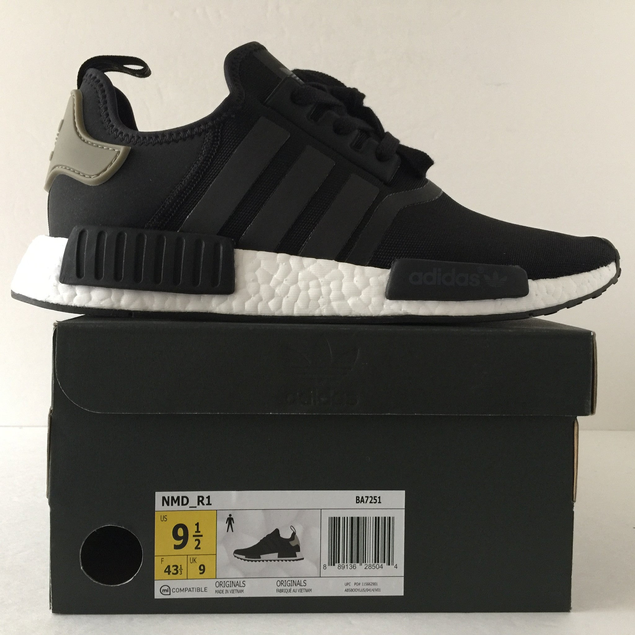 Adidas NMD R1 Trail W Shoes in Green Size US 5.5 EU 36 Le Portier