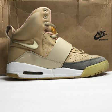 Nike Air Yeezy 1 Tan/Net Size 10.5