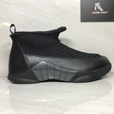 DS Nike Air Jordan 15 XV Stealth Size 10.5/Size 11