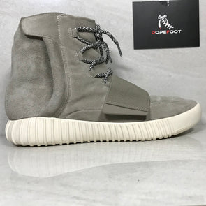 Adidas Yeezy 750 Boost OG Grey/Light Brown Size 12