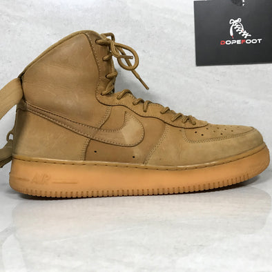 Nike Air Force 1 High 07 LV8 WB Wheat Size 12
