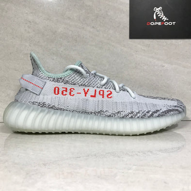 DS Adidas Yeezy Boost 350 V2 Blue Tint Size 10.5/Size 14