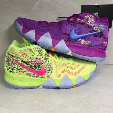 DS Nike Kyrie 4 Confetti Size 13/Size 14