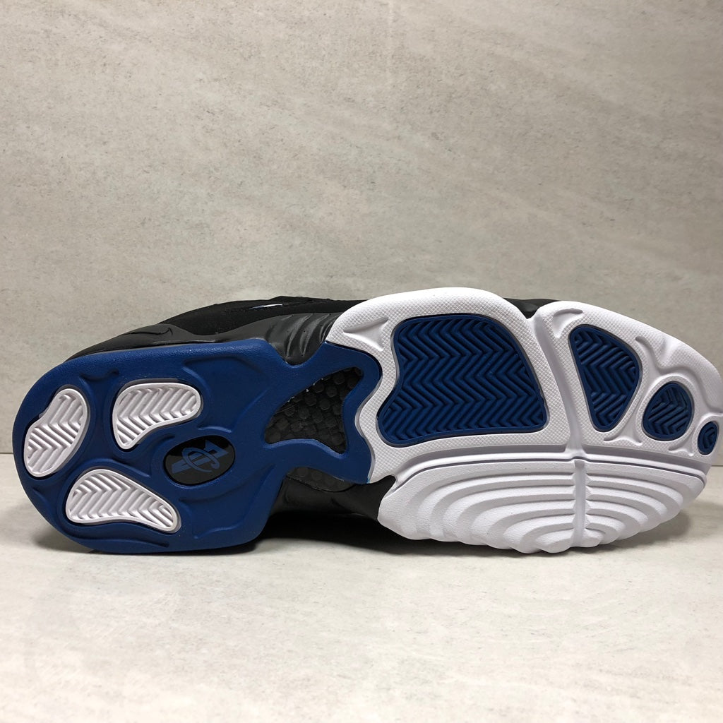 finest selection c0699 2b895 Nike Air Penny IV Size 10 Size 11.5 Orlando Magic Home 864018 100