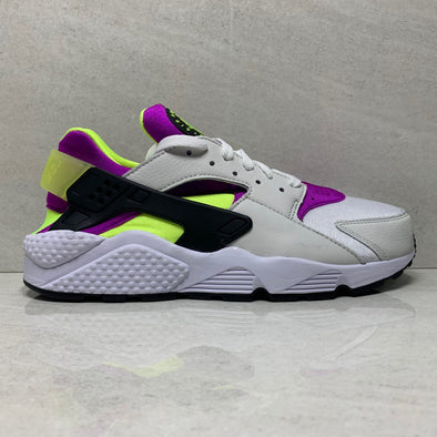 Nike Air Huarache Run 91 QS Magenta - AH8049 101 - Men's Size 9