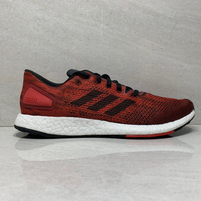 Adidas Pureboost DPR - BB6294 - Men's Size 9/Size 10.5 Red/Black