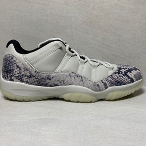 Jordan 11 Retro Low Le Snakeskin Light Bone-  Cd6846-002 - Men's Size 18