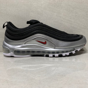 Nike Air Max 97 QS Black/Silver - AT5458 001 - Men's Size 10