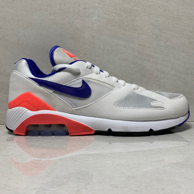Nike Air Max 180 Ultramarine - 615287 100 - Men's Size 10