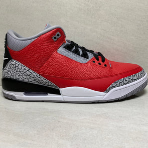 Jordan 3 III Retro Se Fire Red Cement - Ck5692-600 - Men's Size 14